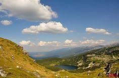 First Lake Dolnoto (Lower) - 2095 m of the Seven Rila Lakes/ Bulgaria