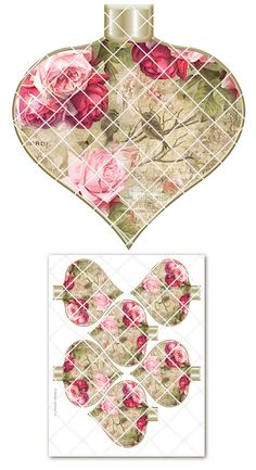 Beautiful ornaments to print and decorate with.