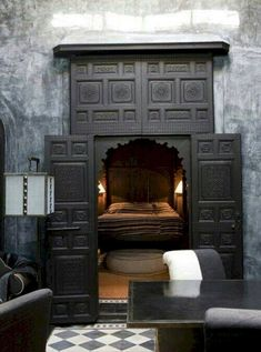 Lovelyving cool rooms, awesome bedrooms, awesome beds, cool beds, coolest b Awesome Bedrooms, Cool Rooms, Coolest Bedrooms, Awesome Beds, Hidden Spaces, Hidden Bed, Hidden Closet, Hidden House, Home And Deco
