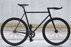 Super Black Singlespeed