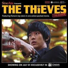 """nice Good News! Kim Soo Hyun's Movie """"The Thieves"""" is now showing at SM Cinemas (Philippines)"""