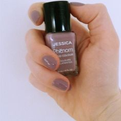 Manicure and pedicure with UV activated polishes