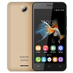 """C2 3G WCDMA 4.5"""" IPS Smartphone Android 5.1 Quad Core 1.3GHz 1GB+8GB 5MP Dual SIM Mobile Phone"""