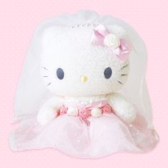 Hello Kitty doll weight (wedding) Sanrio online shop - official mail order site