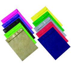 Colorful #Tyvek Envelopes