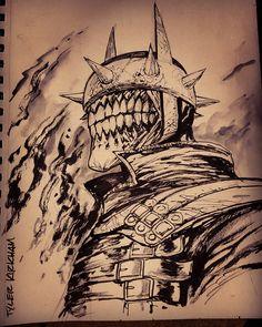 Joker Art, Batman Art, Comic Books Art, Comic Art, Dark Knights Metal, Marvel Concept Art, Batman Metal, Marvel Drawings, Dc Comics Art