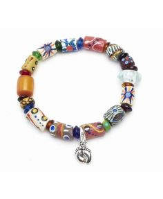 Barefoot Trade Bracelets — For every bracelet purchased, Acacia Creations uses $1 for education-related expenses in Kenya. This includes everything from school tuition (public schooling in Kenya is not free) to supplies, shoes, uniforms and anything else that might ensure a good education for children.