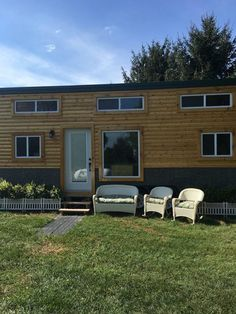 West Milton – Tiny House Swoon