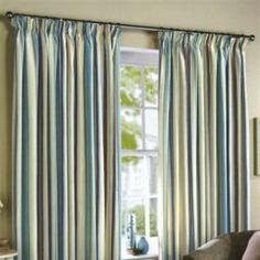 Tatton Duck Egg Lined Curtains By Harry Corry Interiors Are The Perfect Curtains To Transform Your