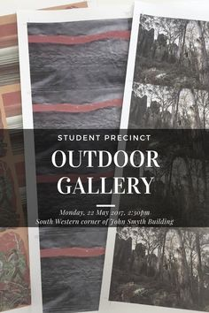 Outdoor Gallery : New Student Precinct New Students, Vibrant, Product Launch, Gallery, Creative, Outdoor, Outdoors, Roof Rack, The Great Outdoors