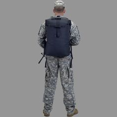Watershed Assault Pack, Black