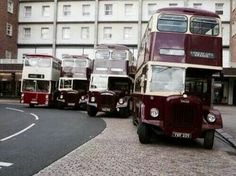 Coventry buses 1960-70's