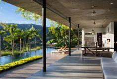 Alberto Burckhard   Carolina Echeverri Design a Tropical Home in Girardot, Colombia