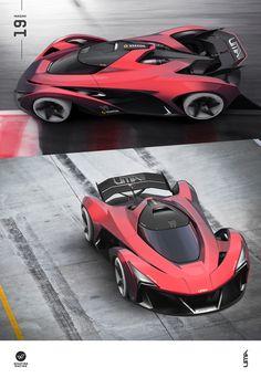 UMA GT + Wasfire Racing on Behance