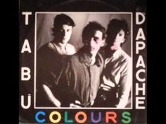 Tabu D'Apache - Colours (Italo-Disco)