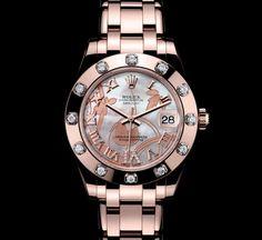 Orologio Rolex Datejust Pearlmaster 34 - Orologi svizzeri di lusso Rolex