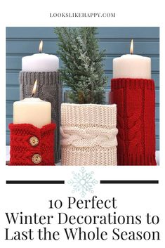 10 Perfect Winter De