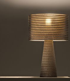 'Misha Mod A Table Lamp by Staygreen Venezia. @2Modern'
