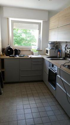 Unsere Neue Küche Ist Fertig. Der Hersteller Ist: Ikea   Metod    Stilrichtung: