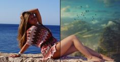15Amazing Images Before and After Photoshop