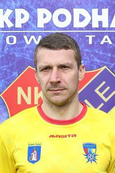 Sebastian Świerzbiński | Pomocnik - Kapitan | NKP Podhale Nowy Targ | Flickr Baseball Cards, Sports, Hs Sports, Sport