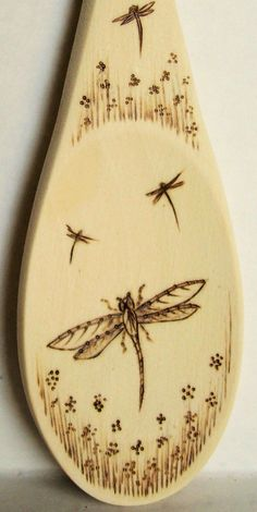 pyrography spoons