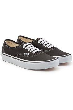 2ca1d03f65 Vans - Sneakers Authentic. VANS Authentic Black
