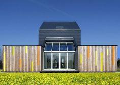 Casa CO2 saver   Casa CO2 saver en Polonia Arquitecto: Peter…   Renov-Arte   Flickr