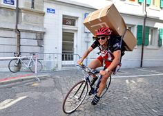 Josephine Reitzel Wins a Third Cycle Messenger World Championship   Bicycling