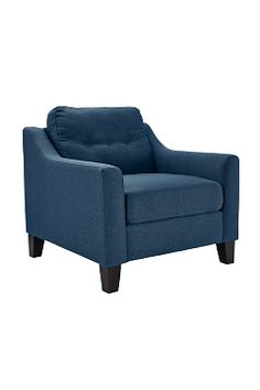 Jotex Sininen NEW ORLEANS -nojatuoli
