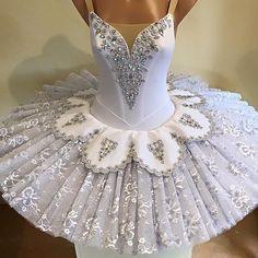 Aurora's wedding, stretch tutu by Tutus by Dani Australia