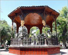 kioskos de mexico | Panoramio - Photo of Kiosco Plaza de Armas, Lerdo, Dgo., México