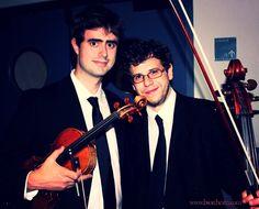Luís y Héctor en#Concierto inaugural del Año España-Japón en el Teatro Real