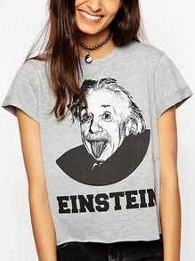 Einstein Top!   Cute and Cozy Tops ~ onegirlarmyxx