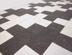 Globus Cork Glue-down Cork Tiles - traditional - floor tiles - new york - Globus Cork