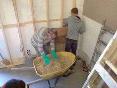hempcrete construction