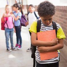 Enseña a tu hijo a defenderse de los abusones #stopbullying