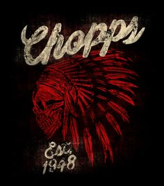 CHOPPS APACHE- CHOPPS GERMANY on Behance by Maleficio Rodriguez