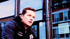""" Jay Halstead in Chicago PD 4.16 ""Emotional Proximity"" """