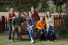 southern family portraits | ABJ Photography | Family and Pet Photography | Georgia Family Photographer