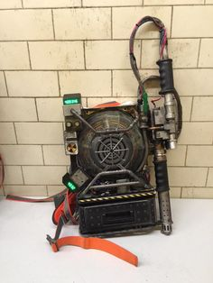 Check Out the New Proton Pack for 'Ghostbusters'