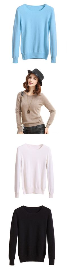 2017 High Quality Cashmere Sweater Women Winter Pullover Solid Knitted Sweater Top for Women Autumn Female Oversized Sweater