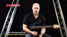 Alternate Picking - Holding The Pick & Which To Use - Guitar Lesson Andy...