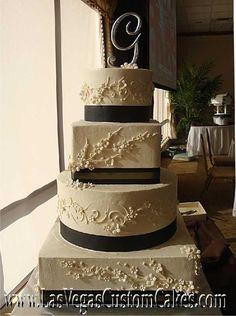 Cakes – Wedding   Las Vegas Custom Cakes