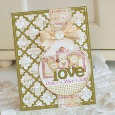 Peace love and joy card by Betsy Veldman for PTI (November 2011).