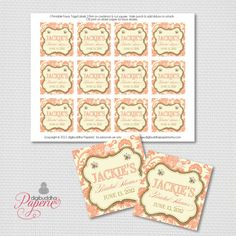 Bridal Shower Invitation Vintage Rustic by digibuddhaPaperie, $23.00