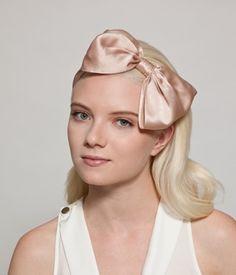 eugenia kim charmeuse bow headband = toosweet
