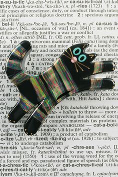 Leaping Leopard Cat Pin Cat Brooch with Green by seanbrownartist, $49.00