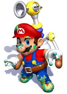 Official Artwork from Super Mario Sunshine for the Gamecube. This gallery includes artwork of Mario, Peach, Toadsworth and Toads as well as the dwellers of Isle Delfino! Mario Y Luigi, Super Mario And Luigi, Super Mario Party, Mario Kart 8, Super Mario Bros Games, Super Mario Brothers, Super Smash Bros, Metroid, Videogames