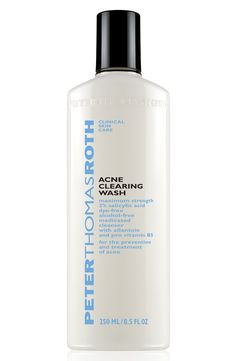 New Peter Thomas Roth Acne Clearing Wash fashion online. [$38]newoffershop win<<